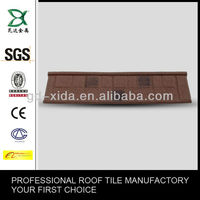 High Quality Villa Flat Clay Roof Tile