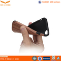 Ultra-thin combo design Natural Wood Skin Tpu case for iPhone 7/7 plus