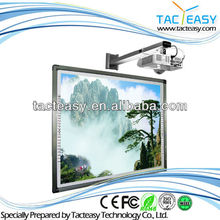 2016 Multi touch electronic smart board interactive whiteboard
