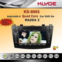 great Bluetooth excellent sound and works well factory gps navigation system for mazda 3