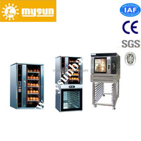 Gas Convection Oven with steamer / cake /bread/biscuit convection oven