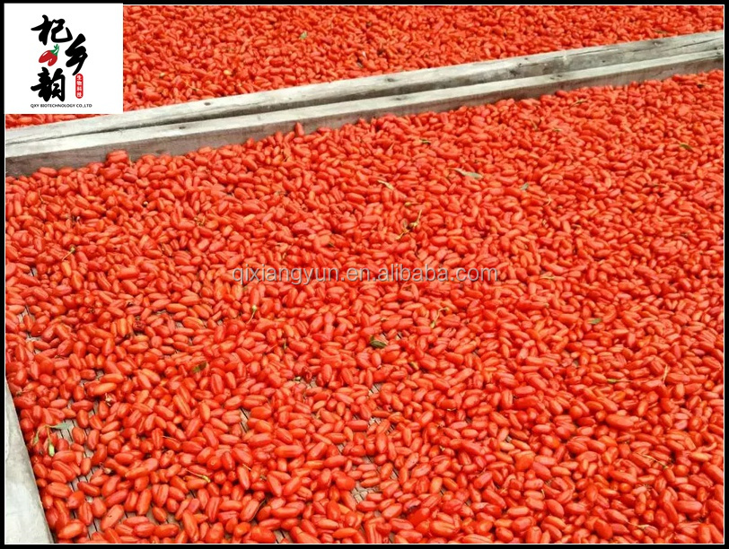chinese organic dried goji berries with top quality make juice