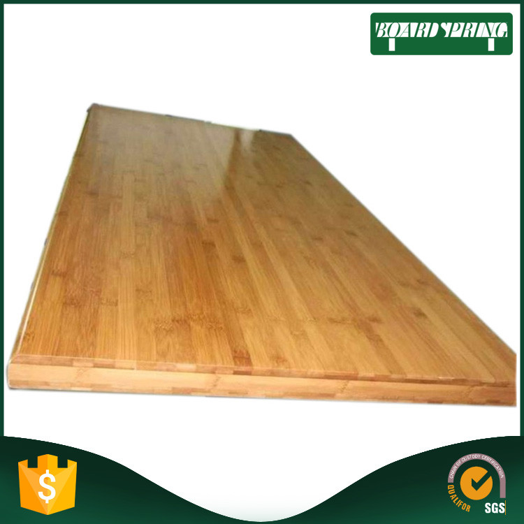 Brand new wood restaurant table top , solid wood worktop made in China