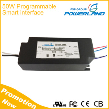 DEM Design waterproof led power supply 45w with UL CE FC CB Certificates