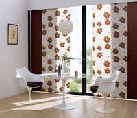 motorized retractable curtain