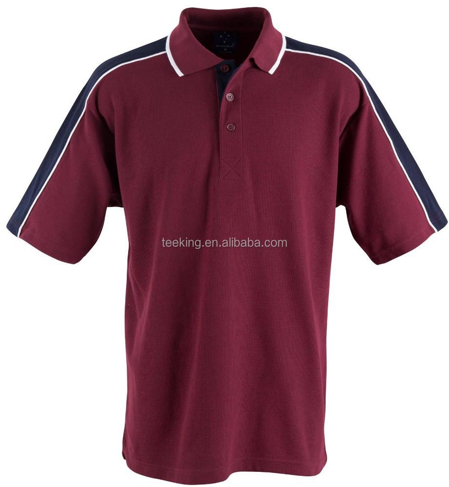 Cheap custom uniforme de trabajo camisas de polo for Custom work shirts cheap
