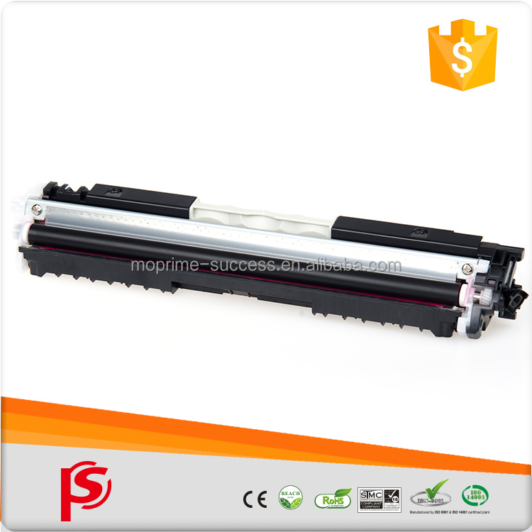 Genuine toner cartridge CE311A CAN CRG-129 329 729 for HP Color LaserJet CP1025 / CP1025NW