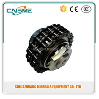 Type KC roller chain coupling chain sprocket