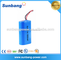 7.4v 1500mah remote control car lithium battery pack
