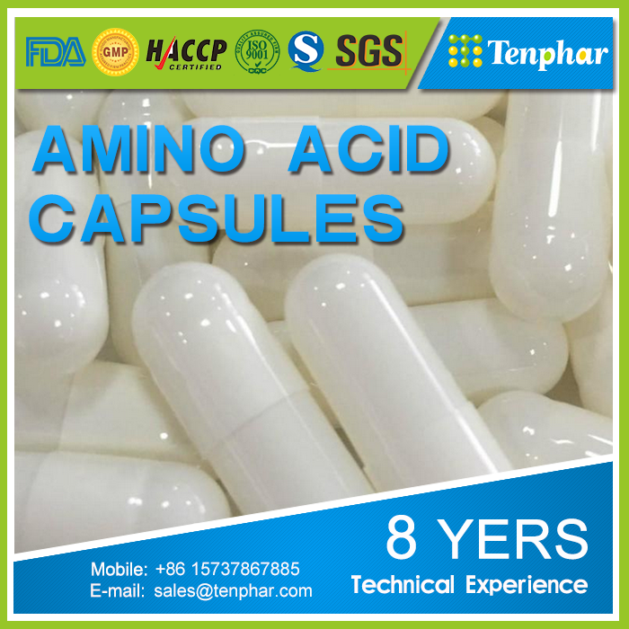 OEM Private Label 400mg Compound Amino Acid Capsule