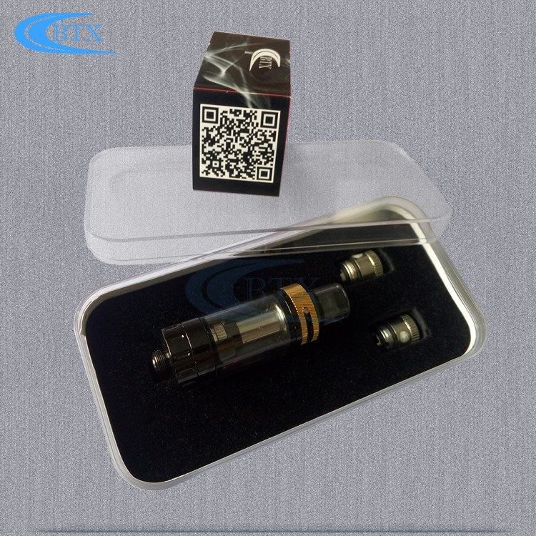 Wholesale 3.0ml 2600mAh vape pen kit 1.0ohm vaporizer pen ecig atomizer tank