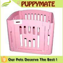 China supply wholesale low price large steel aluminum plastic welded wire dog cage