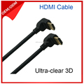 High Speed Right Angle 90 Degree HDMI Cable