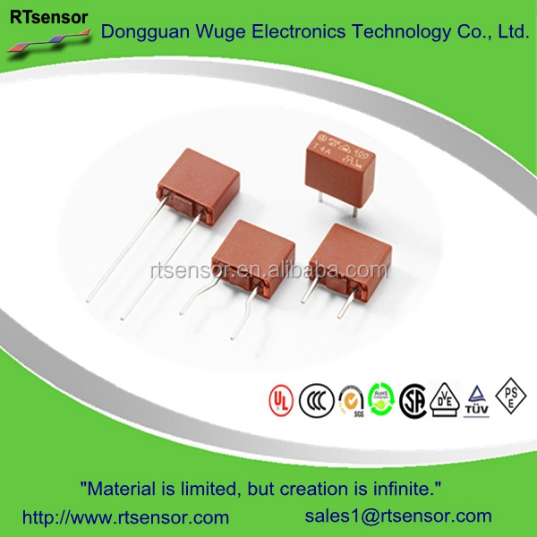 High Breaking Capacity 400 Series Slow Blow Time-delay TE5 Time-Lag Subminiature Fuse For Printers