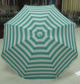 Advertising beach umbrella promotionl outdoor Beach Umbrella XD-BUP023