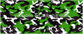 100% polyester taffeta green camo fabric for tent