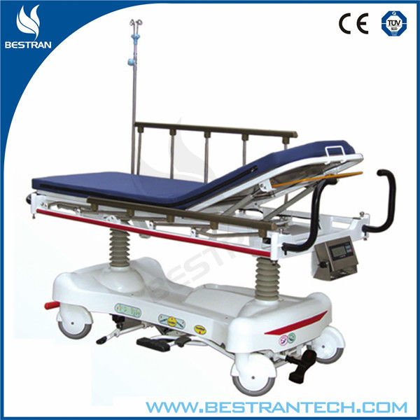 BT-TR006 Luxurious hydraulic emergency room beds