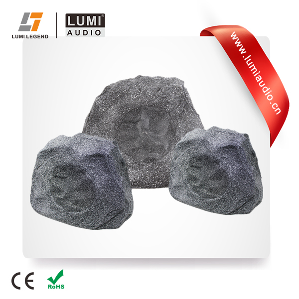Bluetooth Outdoor Stone Covers Shaped Portable Waterproof Garden Speaker