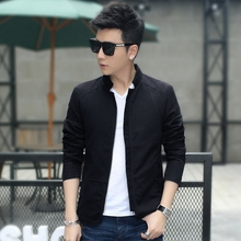 JS 04 Accept Sample Order Durable Modeling Direct Factory Price Low Price men coat black 1880A