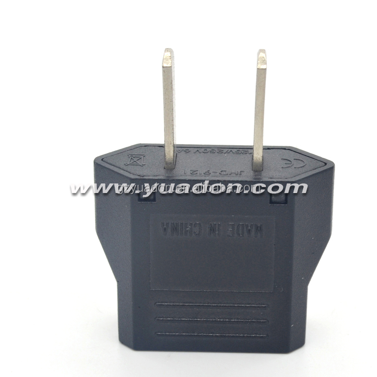 USA EU to US Travel Adapter AC Power plug/universal power adapter