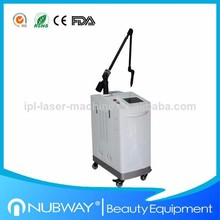 Hot New Products for 2014 Beauty Salon Equipment 1064nm/532nm Laser Tattoo Removal Tattoo Machine Q Switched Nd YAG Laser