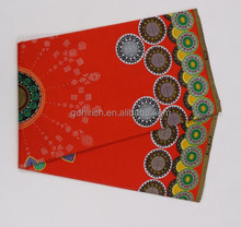 Popular design african cotton wax prints fabric vibrant and inspiring