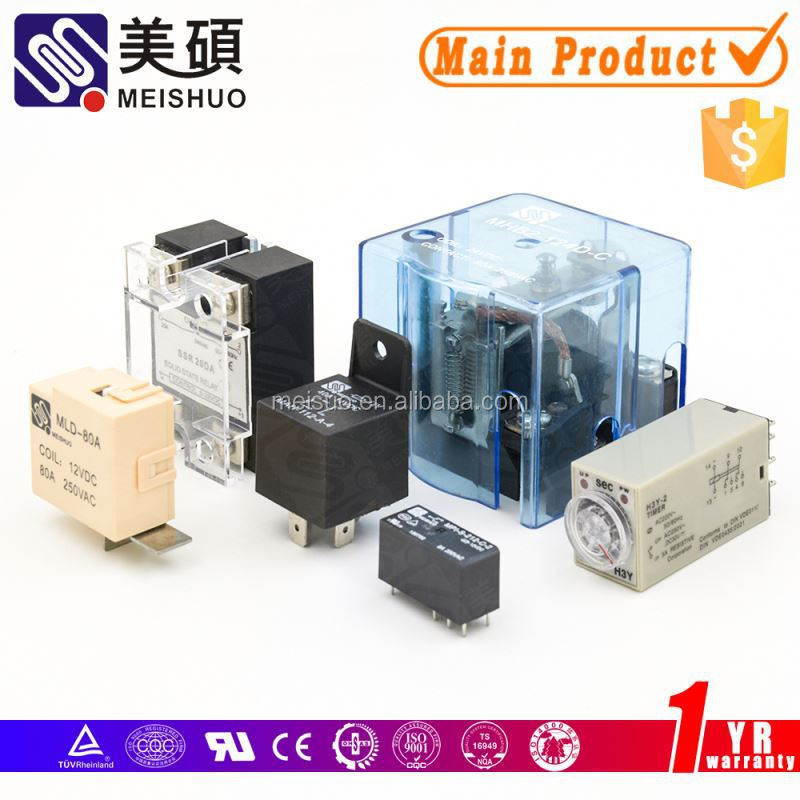 Meishuo electric motor start relay