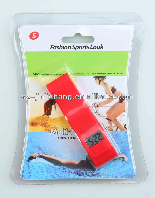 clamshell blister packaging box for watch