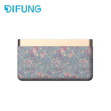 New product power bank slim wallet design with polymer china supplier