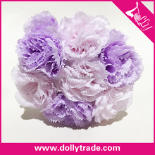Popular Artifical Flower Carnation for Mother's Day and Home Decoration