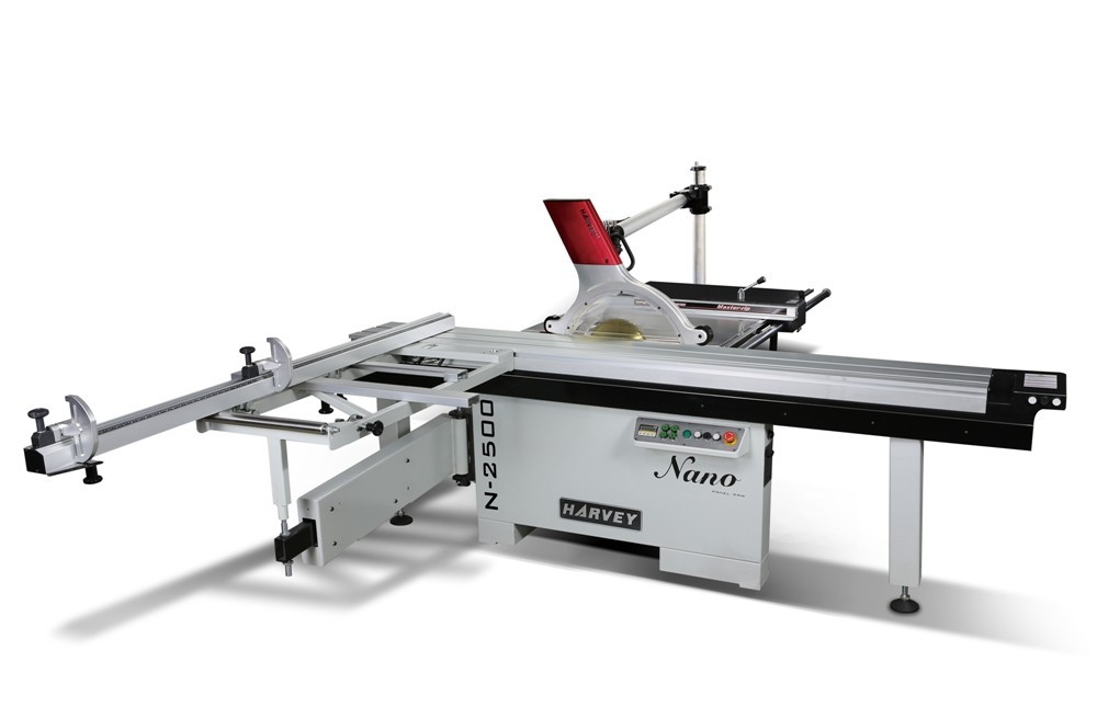 N-2500 Electronic Panel Saw Woodworking Machine