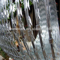 high quality Razor barbed wire/concertina razor wire