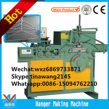 Hot sell hanger making machine to make hand crank clothes hanger drying rack