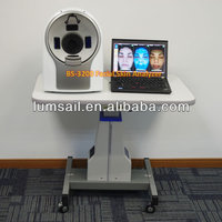 Digital Automatic facial skin scanner