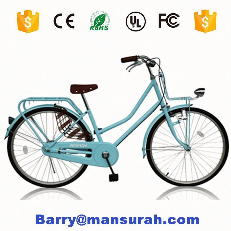 China made 28inch classic cheap steel retro bycicle/ city bike/ utility bicycles