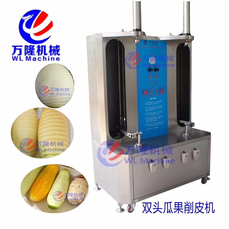 Commercial use <strong>fruit</strong> and melon peeler coconut pineapple peeling machine price