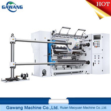 Hot Selling Water Transfer Printing Roll Film Slitter Rewinder Machinery