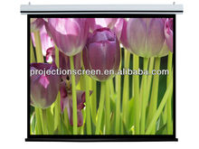 hot sale Motorized projector screen for home theatre