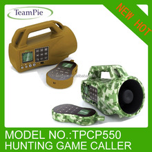 110 sounds Mini Hunting Game Bird Callers Digital MP3 Players Bird Call with Remote Control