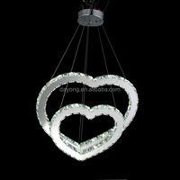 2014 Best Seller Crystal cover for led lamp DY 1401