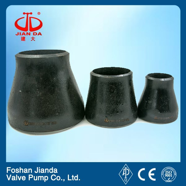 304 pvc pipe fitting eccentric reducer ANSI