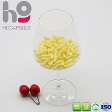 halal certificated empty gelatin hard capsules size 3