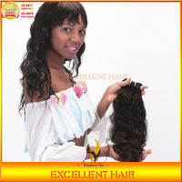 Wholesaler in china Grade 6a high quality unprocessed darling hair extension/ remy curly hair weaves