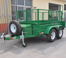 Travel Trailer Use Box Trailer Kits 2000kg Tipping Trailer