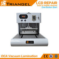 High-quality material no-welding lcd touch screen glue remove machine
