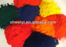 (free Sample)iron Oxide Type And Inorganic Pigment Style Iron Oxide Red 120 130 190 (ci 77491)