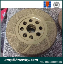 cnc granite bullnose edge grinding tools for abrasive-granite edge polishing