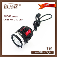 Made in china cheapest Adjust aluminum 3*CREE XM-L U2 Led outdoor lighting