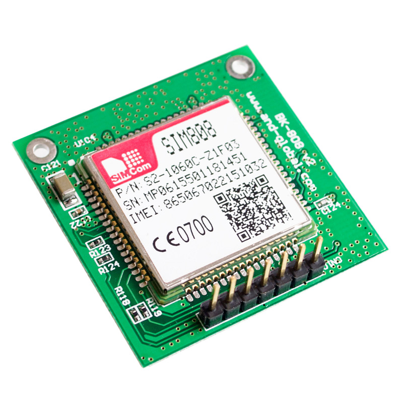 SIM808 2 in 1 GSM Breakout Board SIM808 Quad band core board GPRS GSM GPS Module