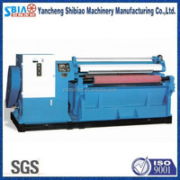 Tannery machine, Hydraulic fleshing machine